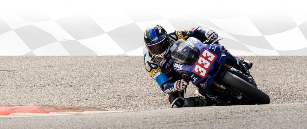 DVK at Spa Francorchams on Yamaha R1 333 Viltais