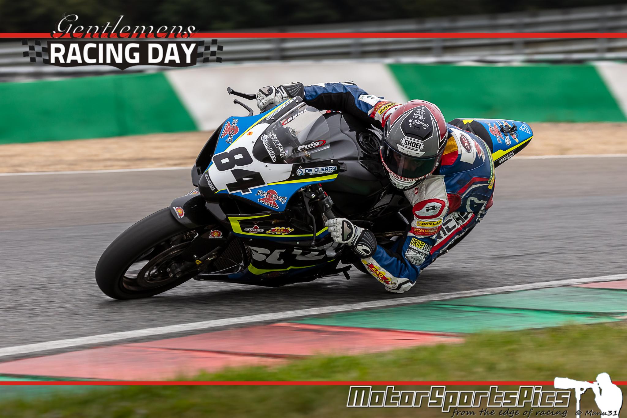 04-09-2020 Gentlemen's Racing day at Mettet Moto