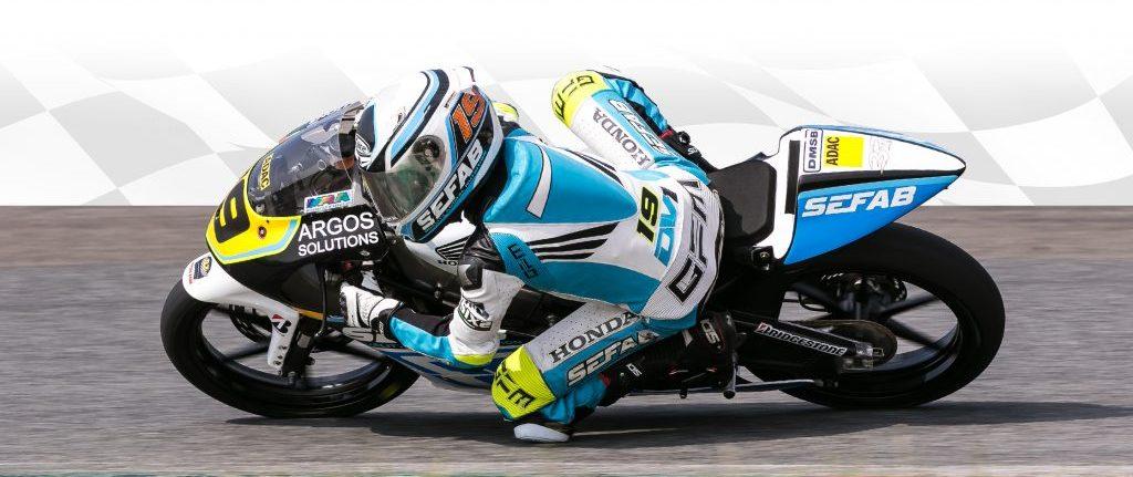 Belgian Young talent Sasha by MotorSportsPicsDe Vits