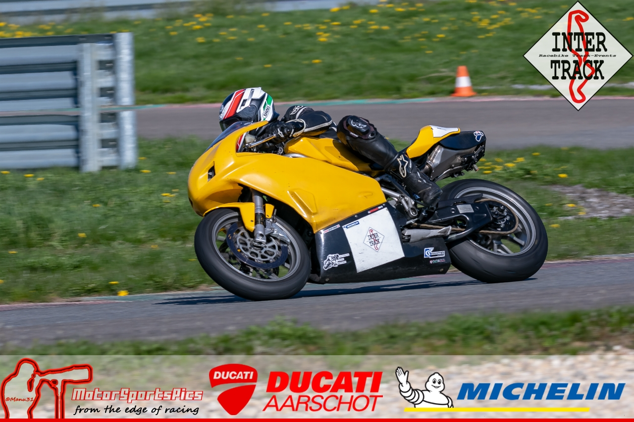 15-04-19 Inter-Track at Mettet Group 3 Yellow #10