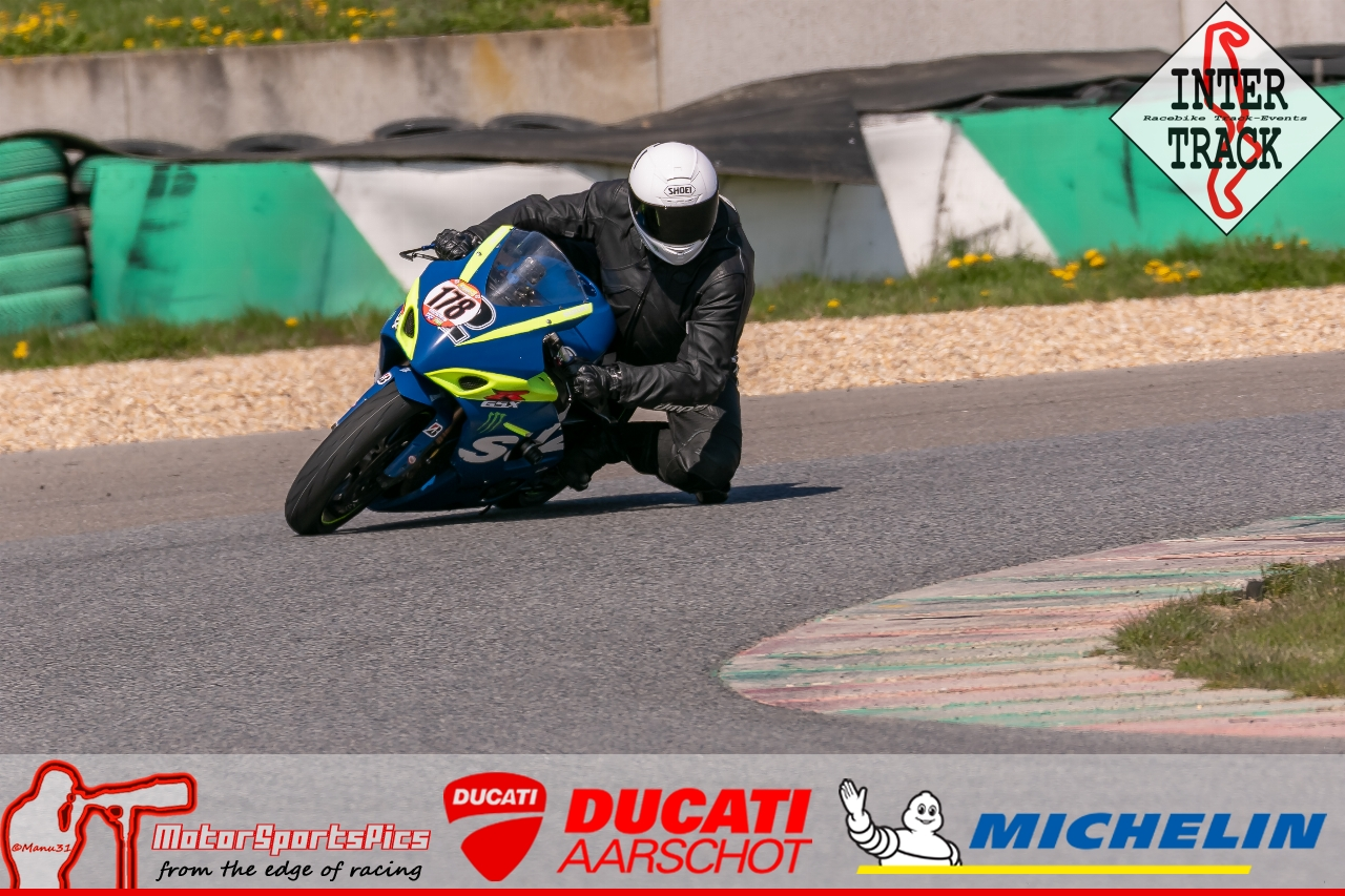 15-04-19 Inter-Track at Mettet Group 3 Yellow #102