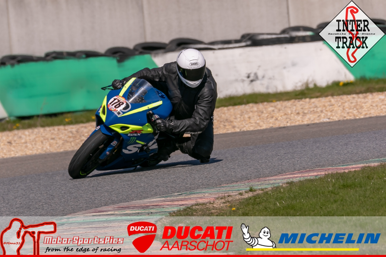 15-04-19 Inter-Track at Mettet Group 3 Yellow #107