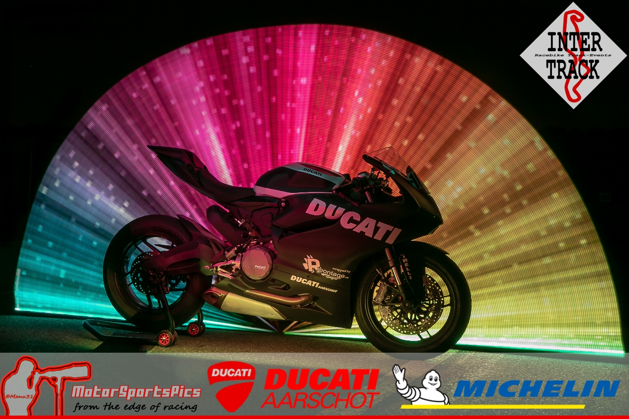 Motorcycle Lightpaint art #8