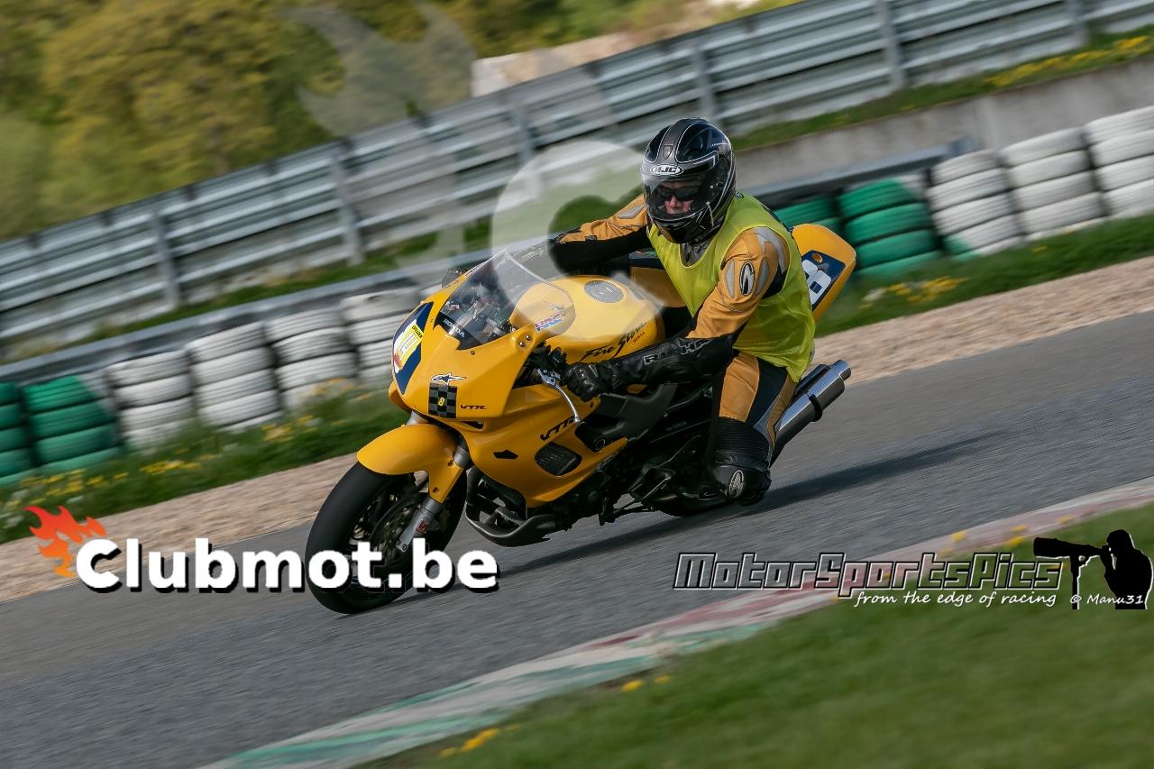 29-04-19 Clubmot at Mettet Yellow #90