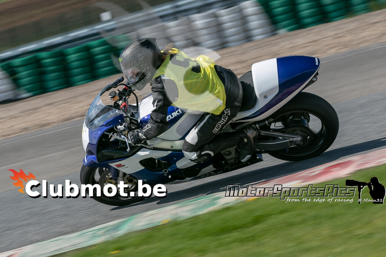 29-04-19 Clubmot at Mettet Yellow #102