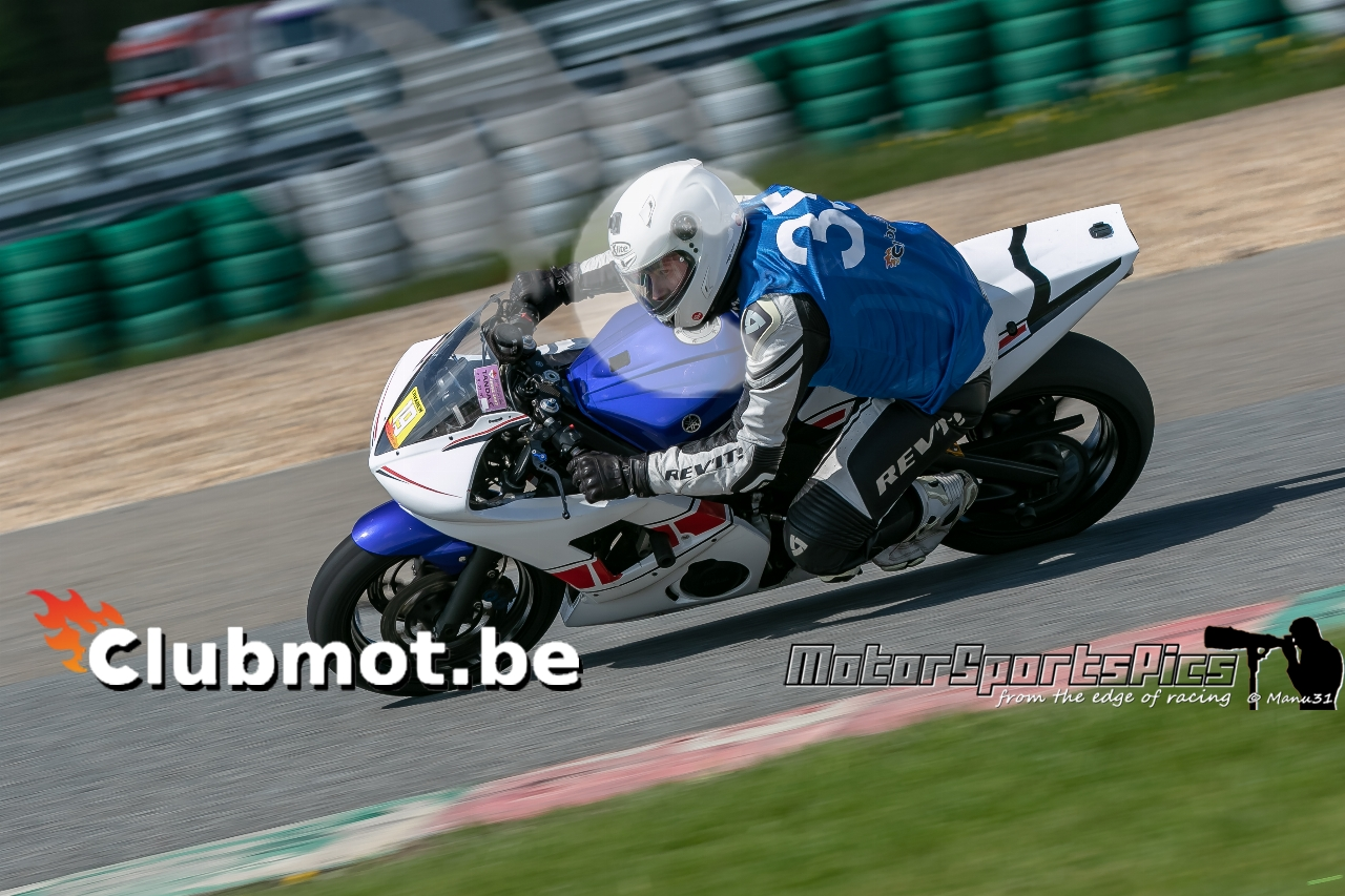 29-04-19 Clubmot at Mettet Yellow #103