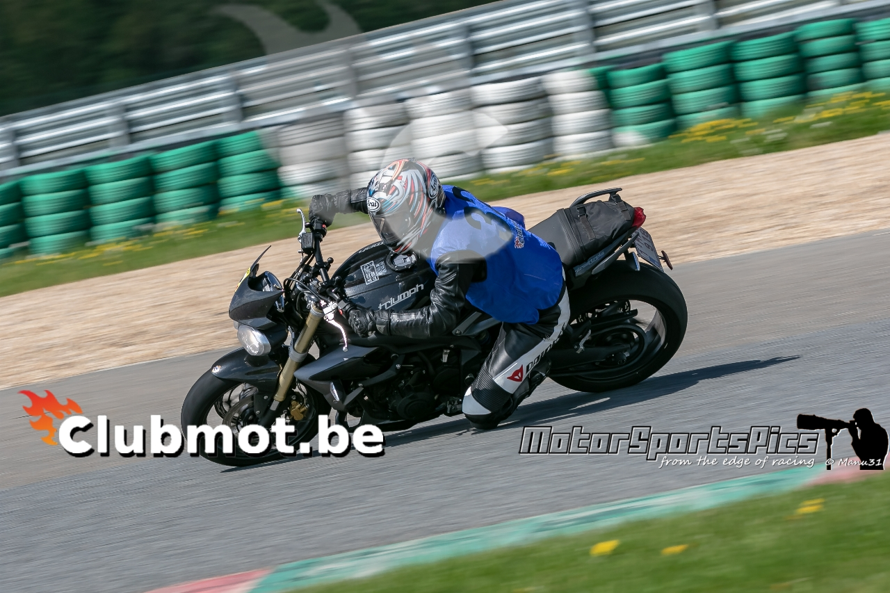 29-04-19 Clubmot at Mettet Yellow #105