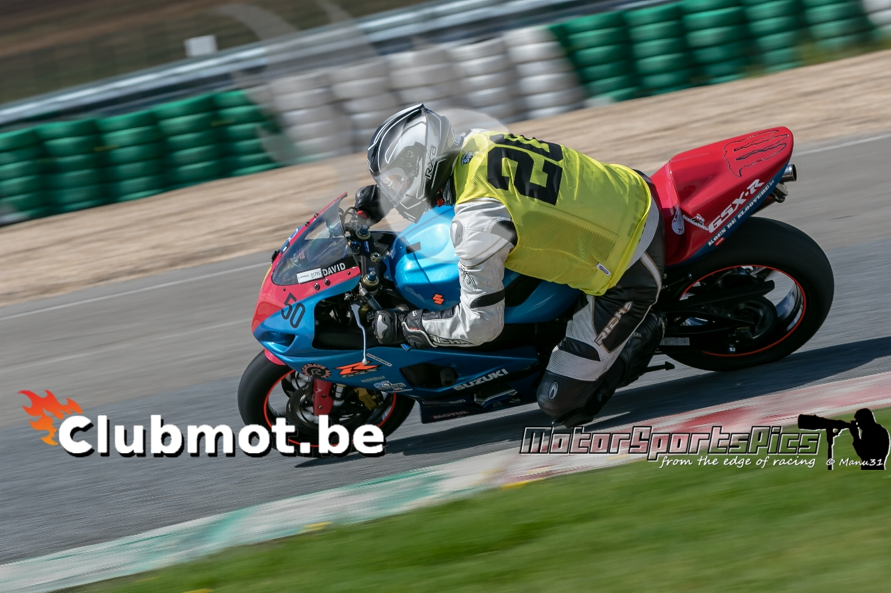 29-04-19 Clubmot at Mettet Yellow #106