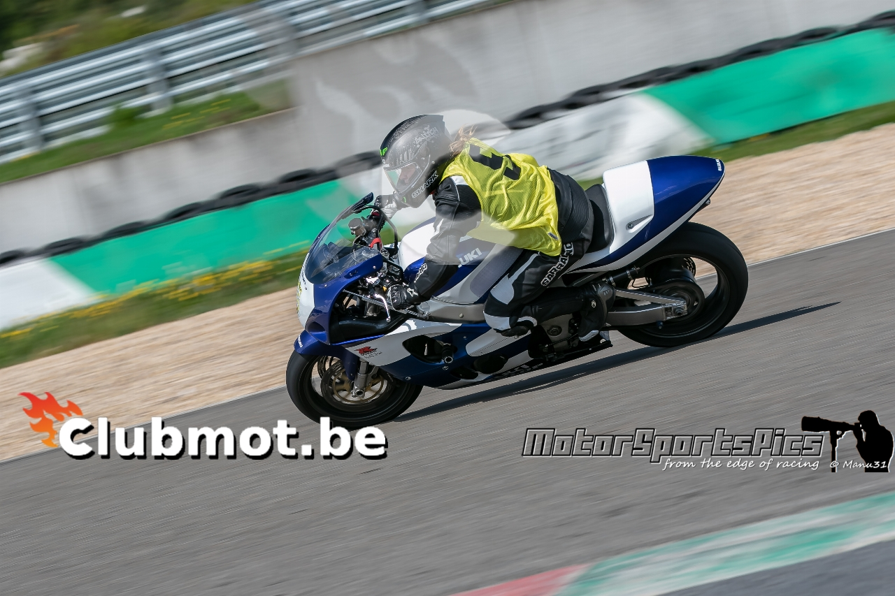 29-04-19 Clubmot at Mettet Yellow #107