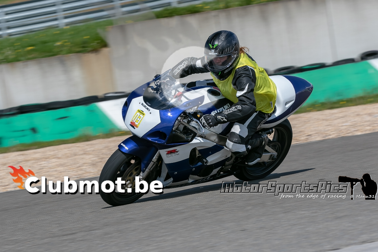 29-04-19 Clubmot at Mettet Yellow #116