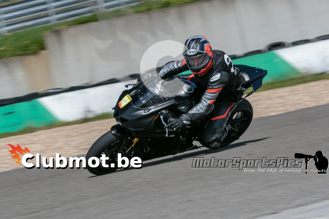 29-04-19 Clubmot at Mettet Yellow #123