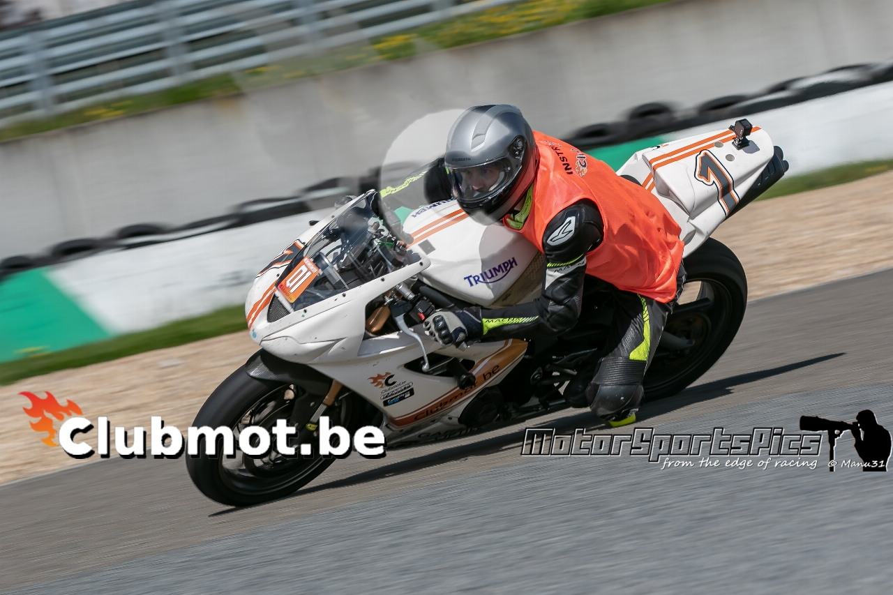 29-04-19 Clubmot at Mettet Yellow #124