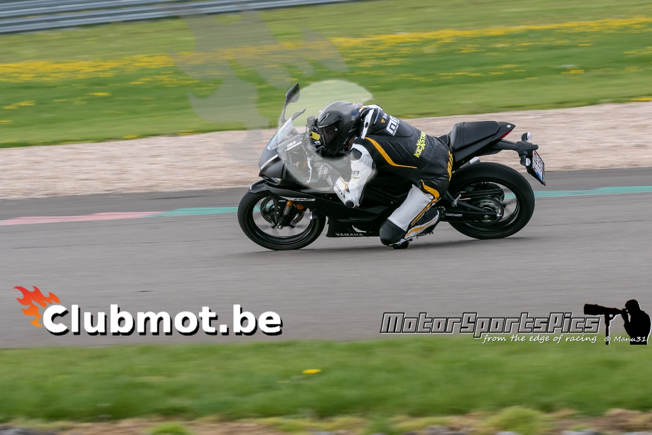 29-04-19 Clubmot at Mettet Yellow #129