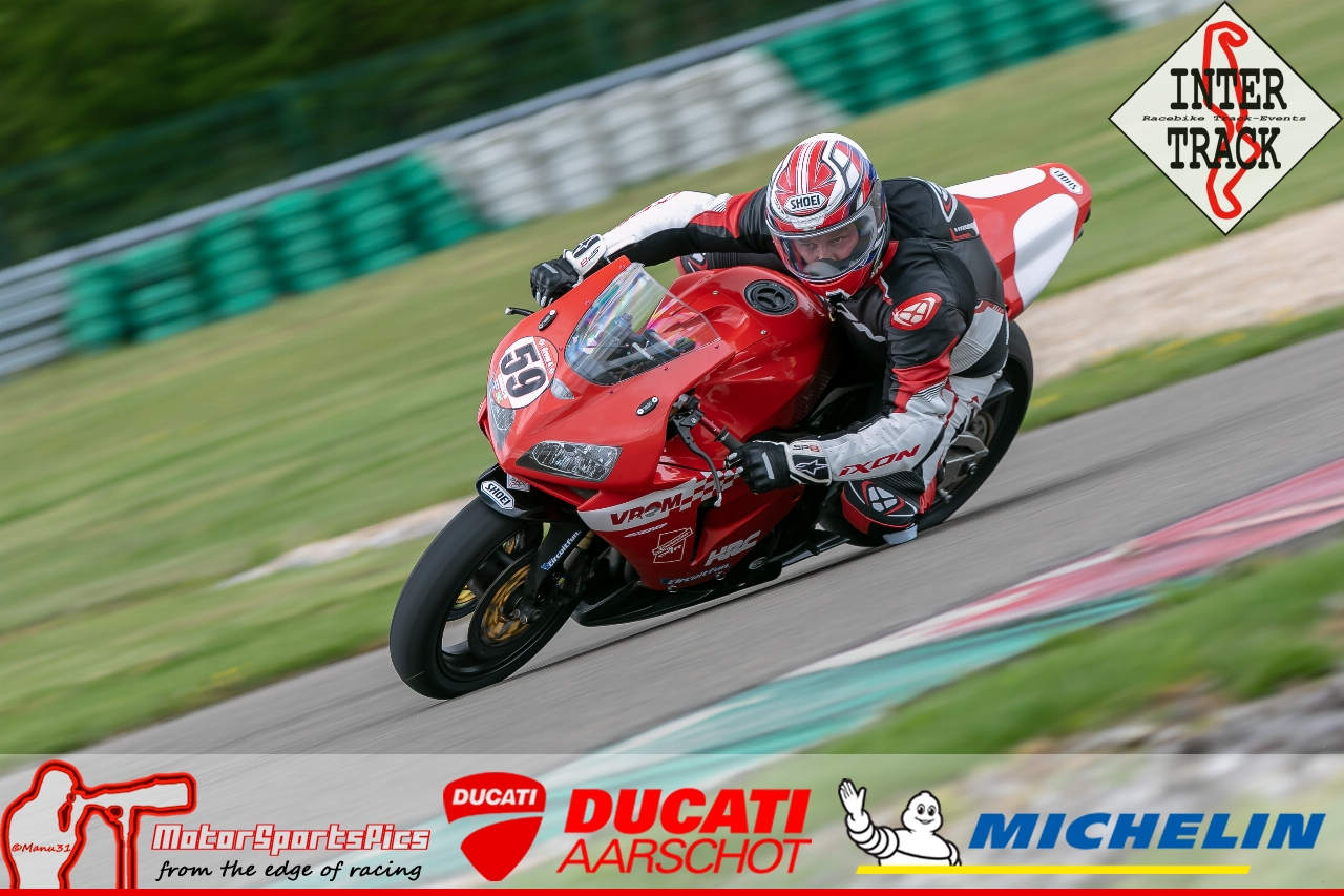 03-05-19 Inter-Track Mettet Group 4 Red #45