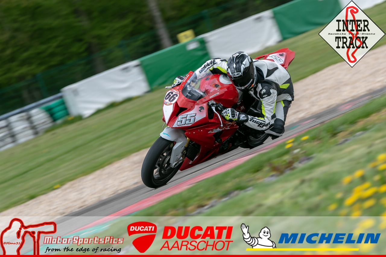 03-05-19 Inter-Track Mettet Group 4 Red #49