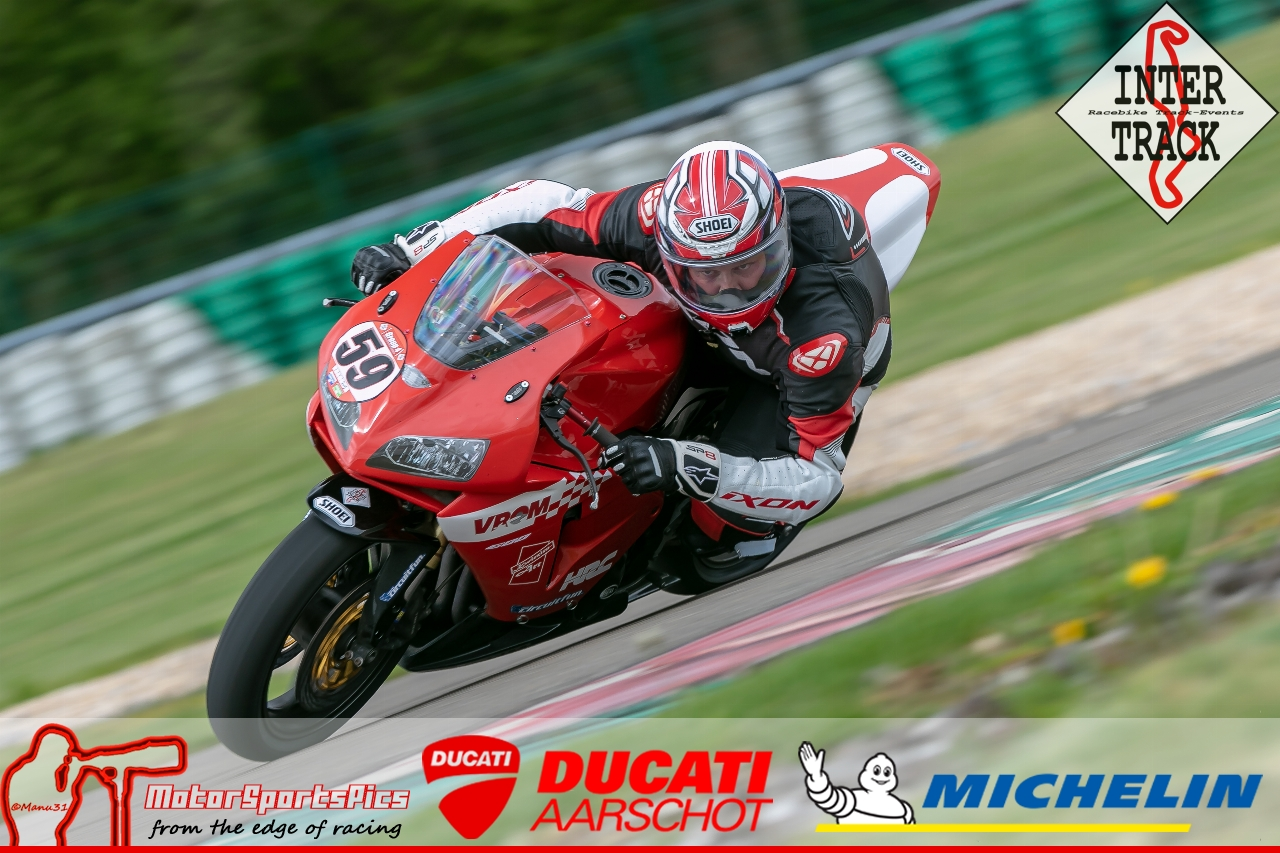 03-05-19 Inter-Track Mettet Group 4 Red #58
