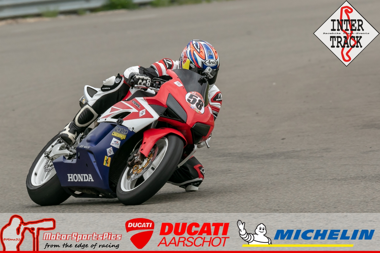 03-05-19 Inter-Track Mettet Group 4 Red #85