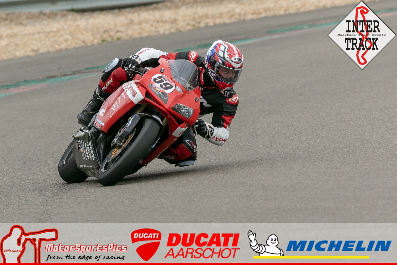 03-05-19 Inter-Track Mettet Group 4 Red #95