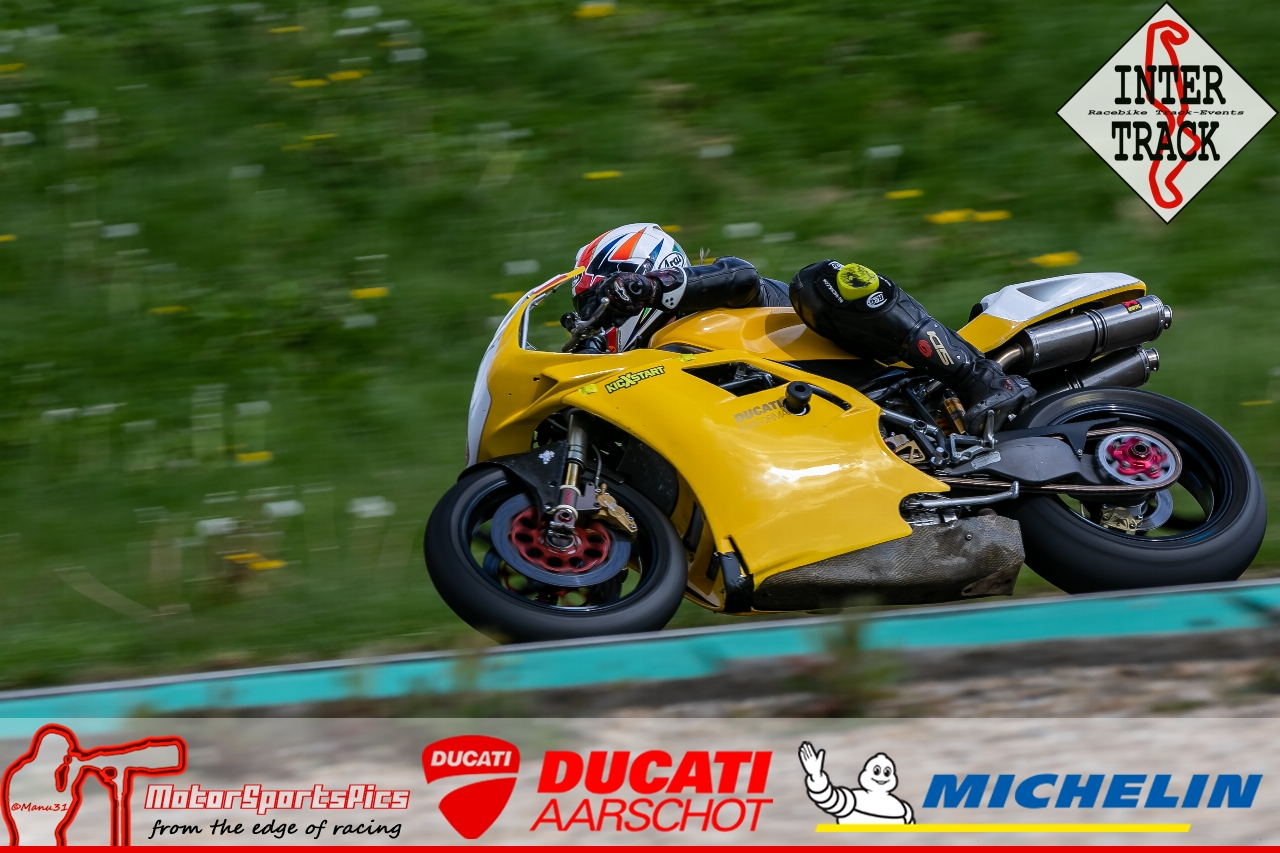 10-05-19 Inter-Track at Mettet Group 3 Yellow #108