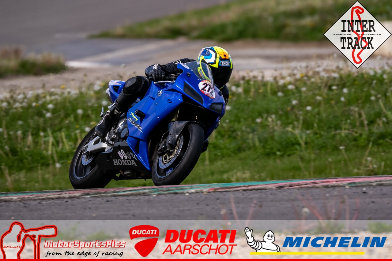 12-05-19 Inter-Track at Mettet Group 3 Yellow #12