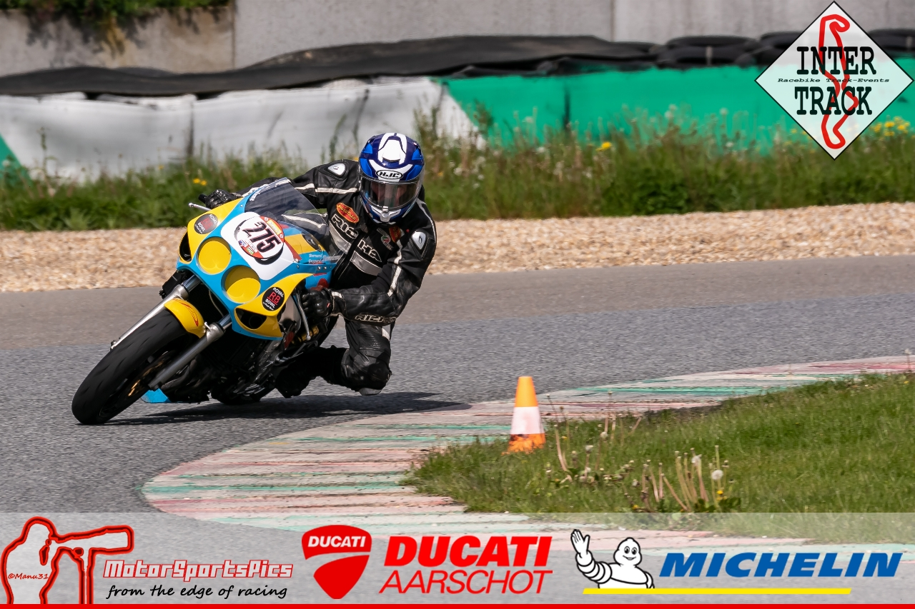 12-05-19 Inter-Track at Mettet Group 3 Yellow #105