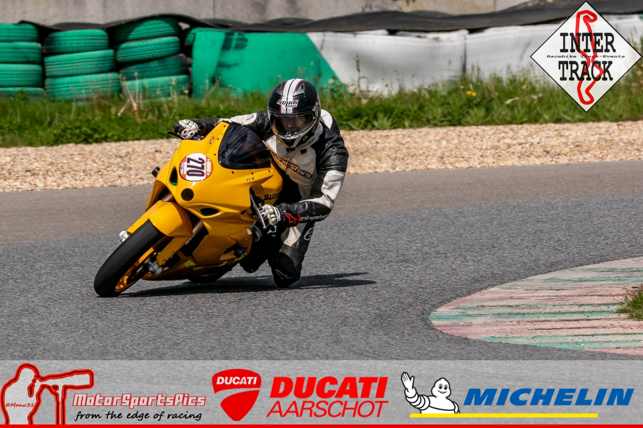12-05-19 Inter-Track at Mettet Group 3 Yellow #108
