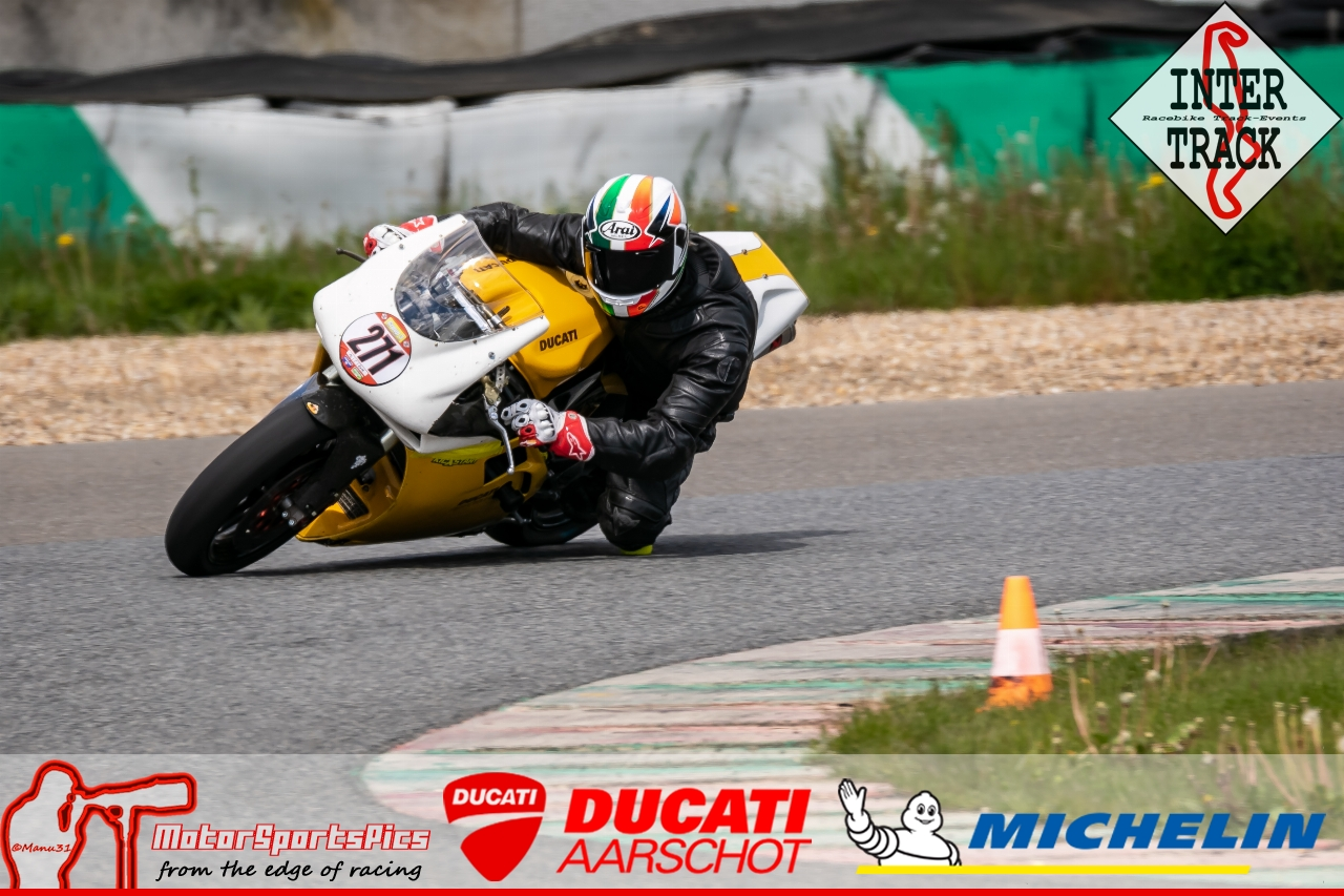 12-05-19 Inter-Track at Mettet Group 3 Yellow #128