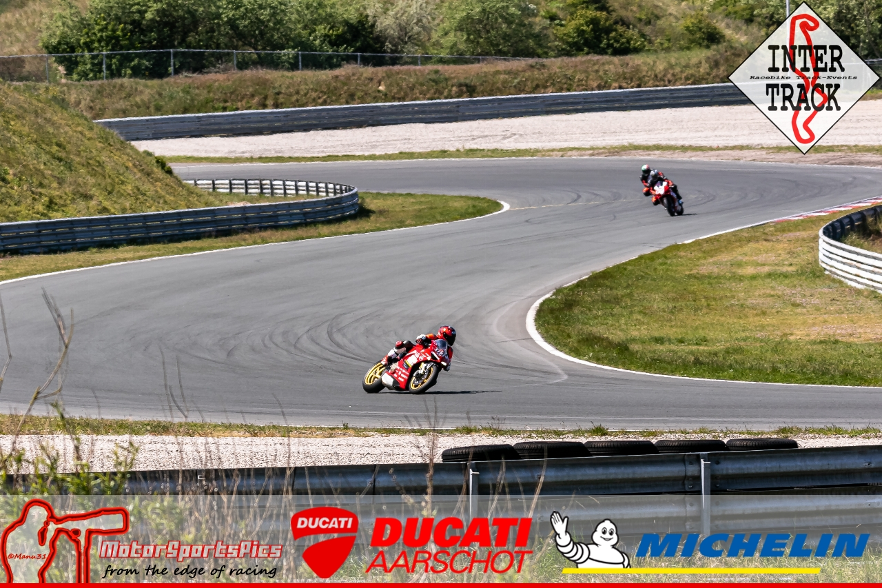 13+15-05-19 Inter-Track at Zandvoort Group 4 Red #118