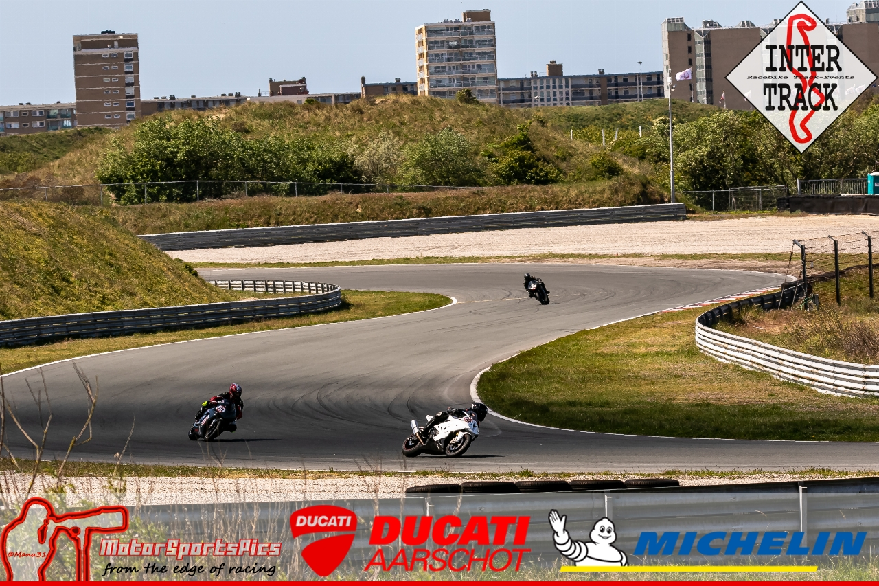 13+15-05-19 Inter-Track at Zandvoort Group 4 Red #122