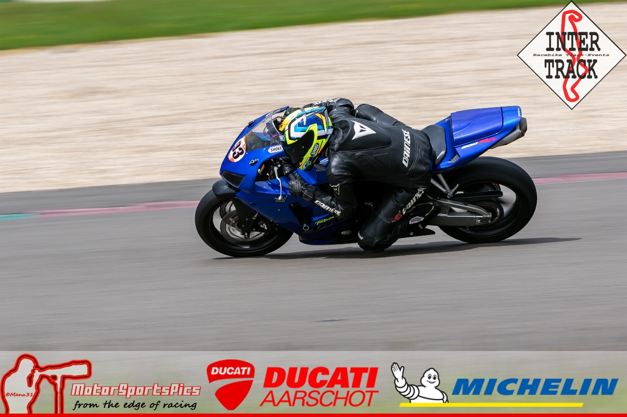 13+14-06-19 Inter-Track at Mettet Group 3 Yellow #118