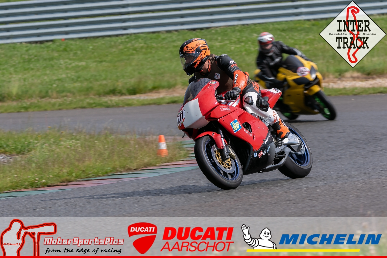 13+14-06-19 Inter-Track at Mettet Open pitlane wet sessions #132