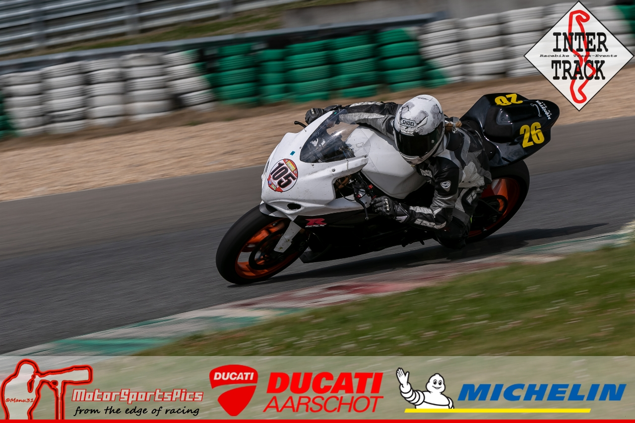 20-07-19 Inter-Track at Mettet Group 3 Yellow #103