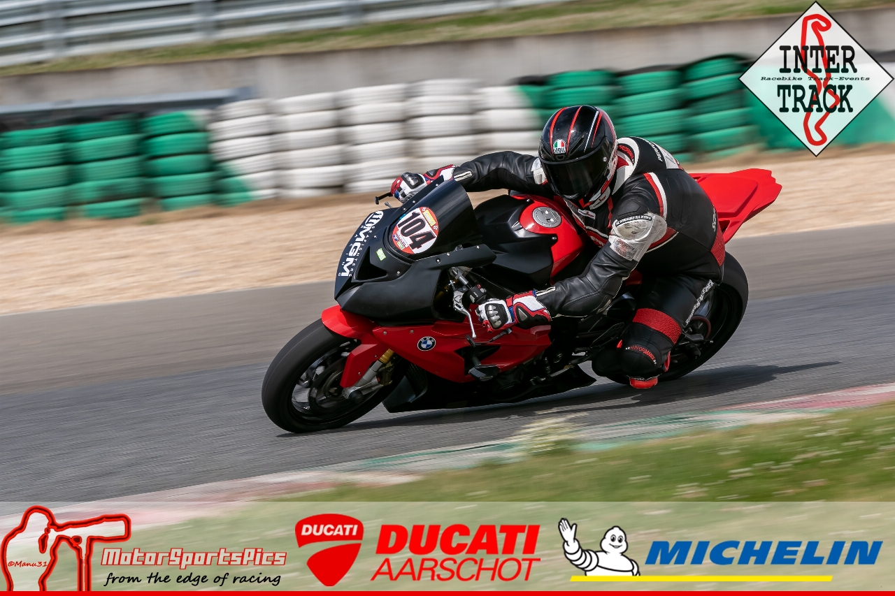 20-07-19 Inter-Track at Mettet Group 3 Yellow #105