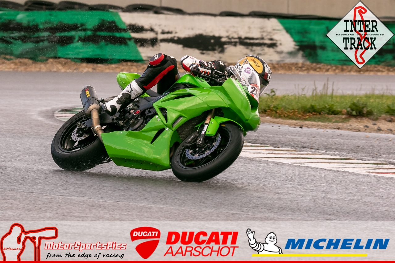 20-07-19 Inter-Track at Mettet Wet sessions open pitlane #109