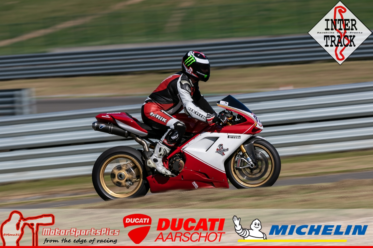 28-06-19 Inter-Track at Mettet Ducati Aarschot day Group 2 Blue #10