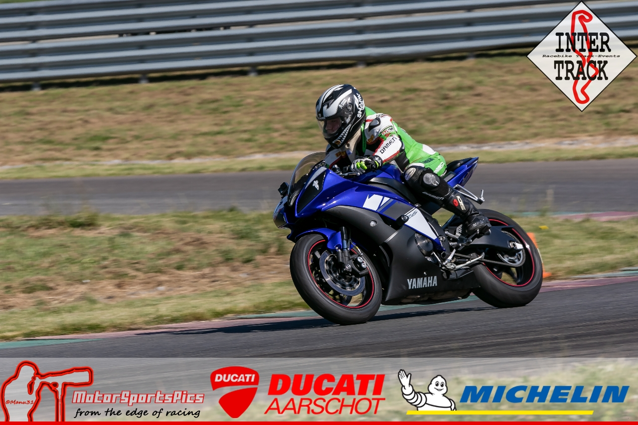 28-06-19 Inter-Track at Mettet Ducati Aarschot Day Group 1 Green #10