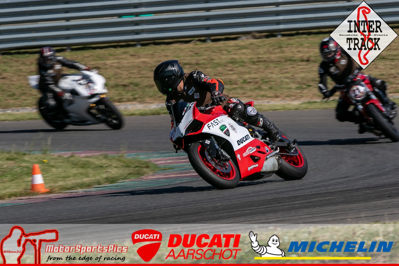 28-06-19 Inter-Track at Mettet Ducati Aarschot Day Group 1 Green #11