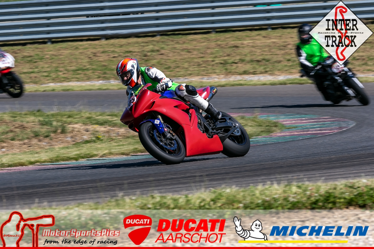 28-06-19 Inter-Track at Mettet Ducati Aarschot Day Group 1 Green #13