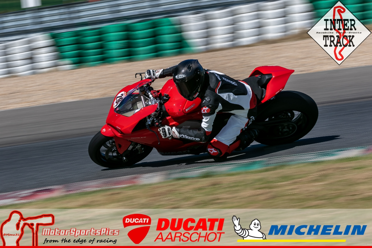 28-06-19 Inter-Track at Mettet Ducati Aarschot day Group 4 Red #11