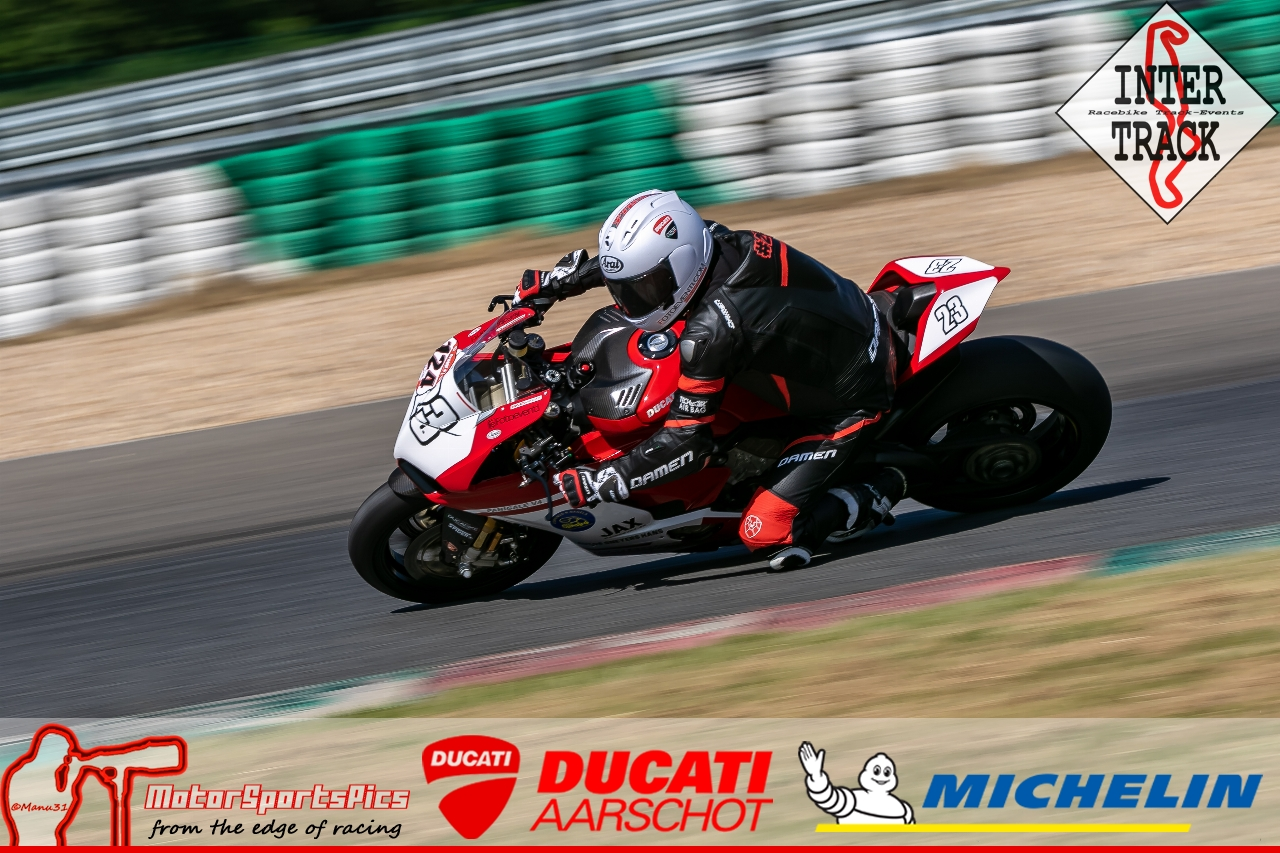 28-06-19 Inter-Track at Mettet Ducati Aarschot day Group 4 Red #13