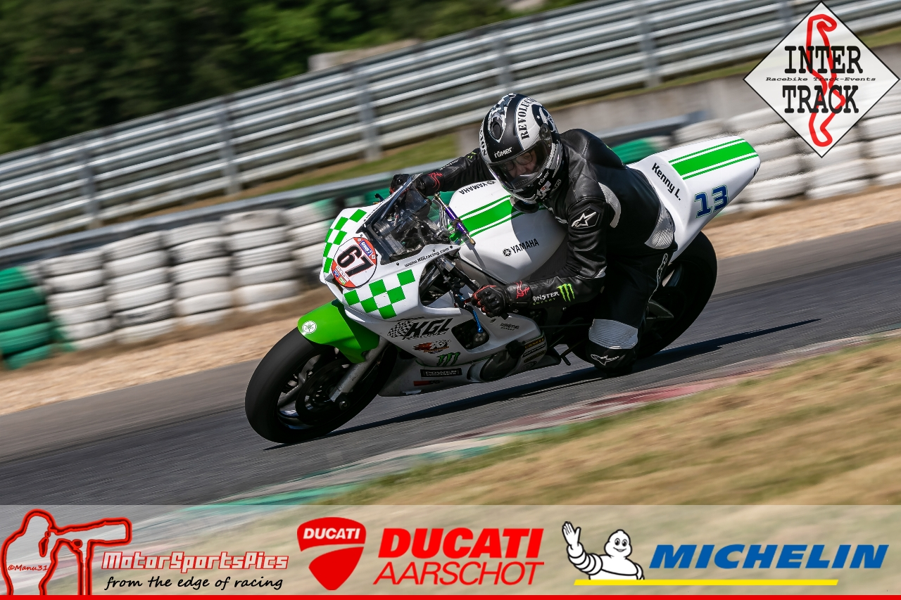 28-06-19 Inter-Track at Mettet Ducati Aarschot day Group 2 Blue #100