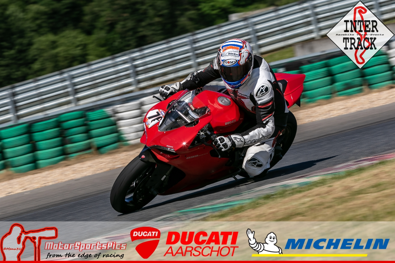 28-06-19 Inter-Track at Mettet Ducati Aarschot day Group 2 Blue #101
