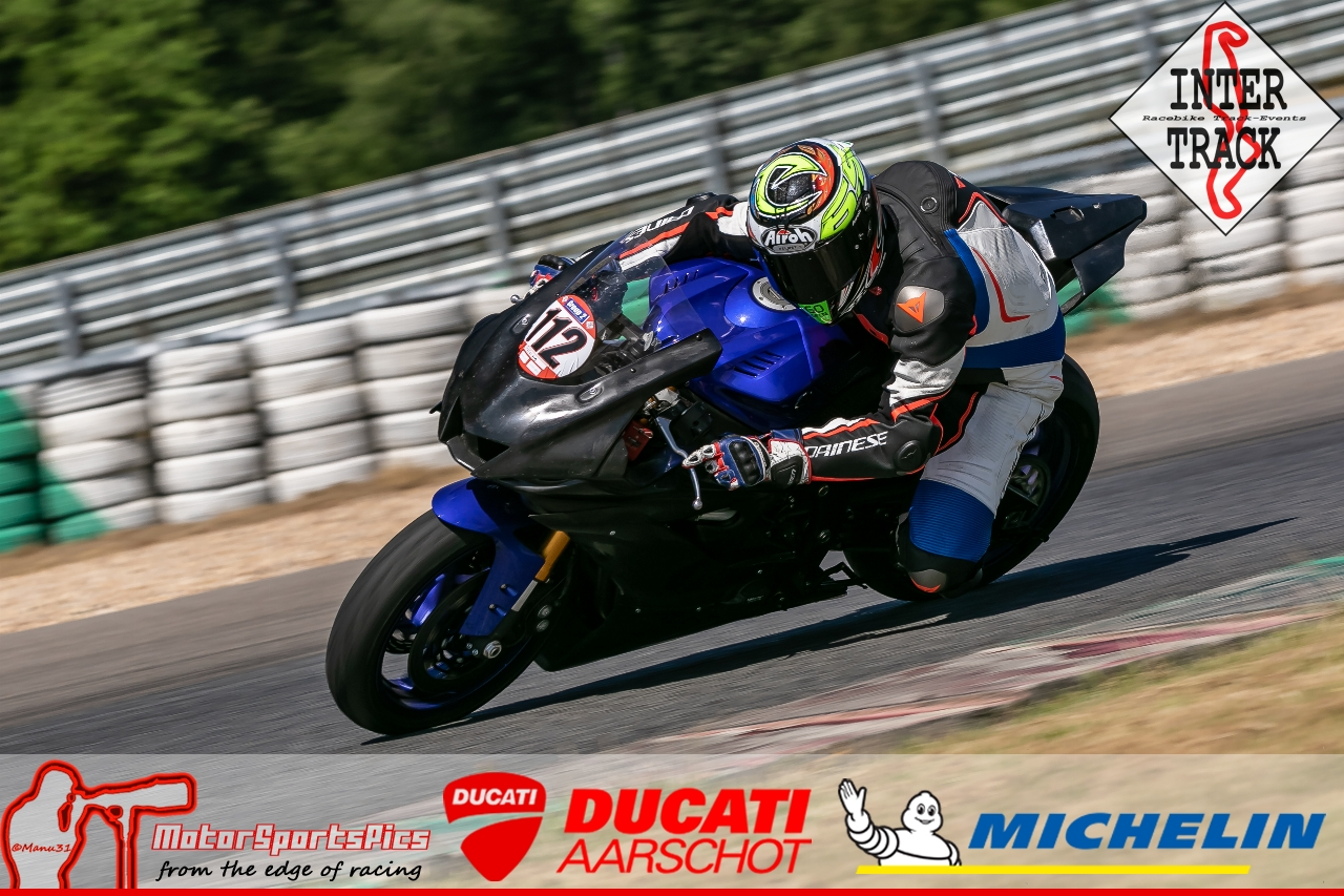 28-06-19 Inter-Track at Mettet Ducati Aarschot day Group 2 Blue #103