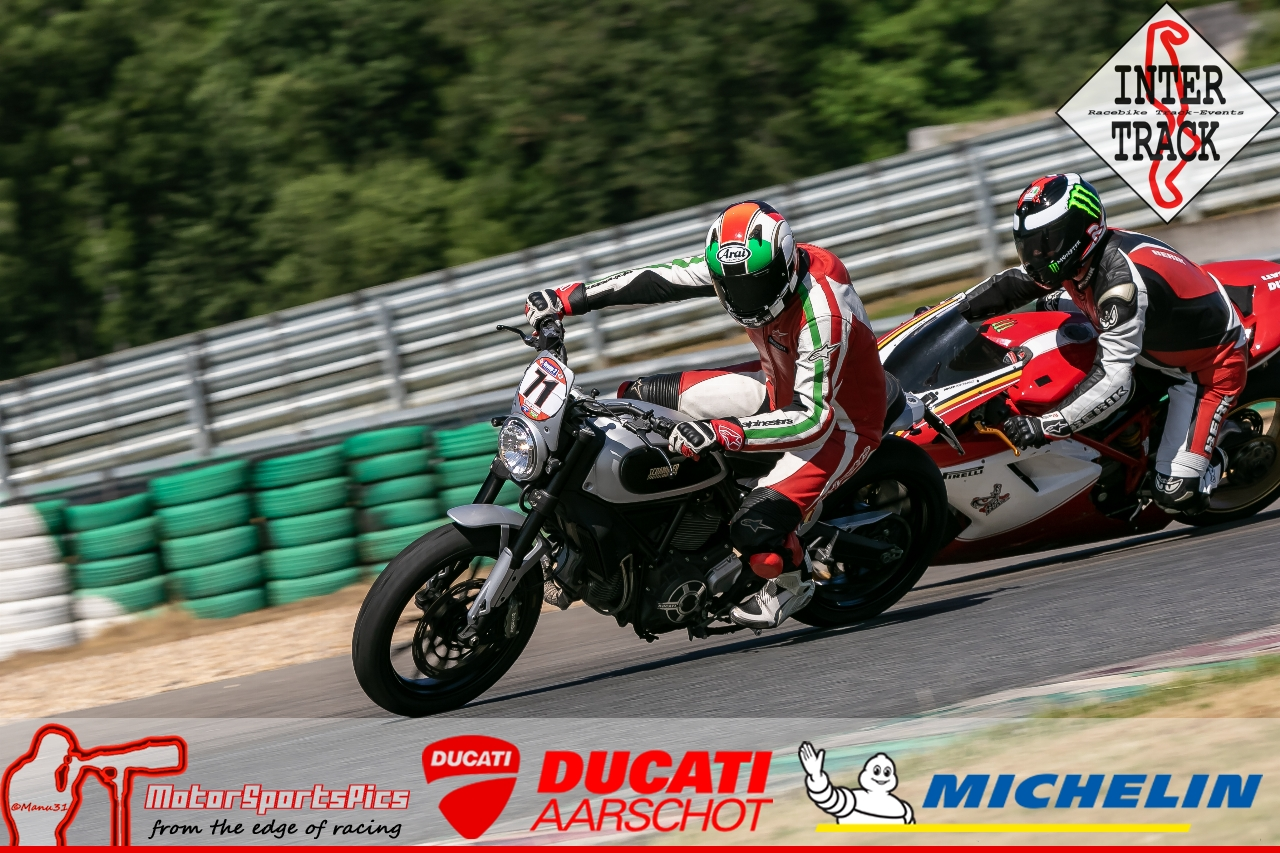 28-06-19 Inter-Track at Mettet Ducati Aarschot day Group 2 Blue #104