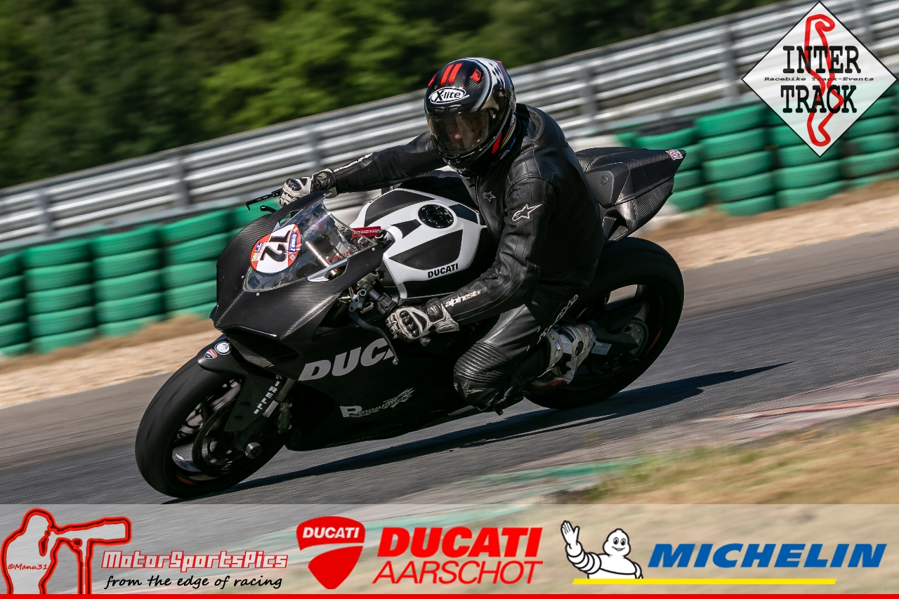 28-06-19 Inter-Track at Mettet Ducati Aarschot day Group 2 Blue #106