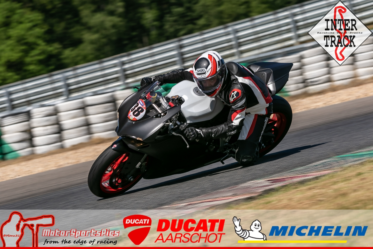 28-06-19 Inter-Track at Mettet Ducati Aarschot day Group 2 Blue #107