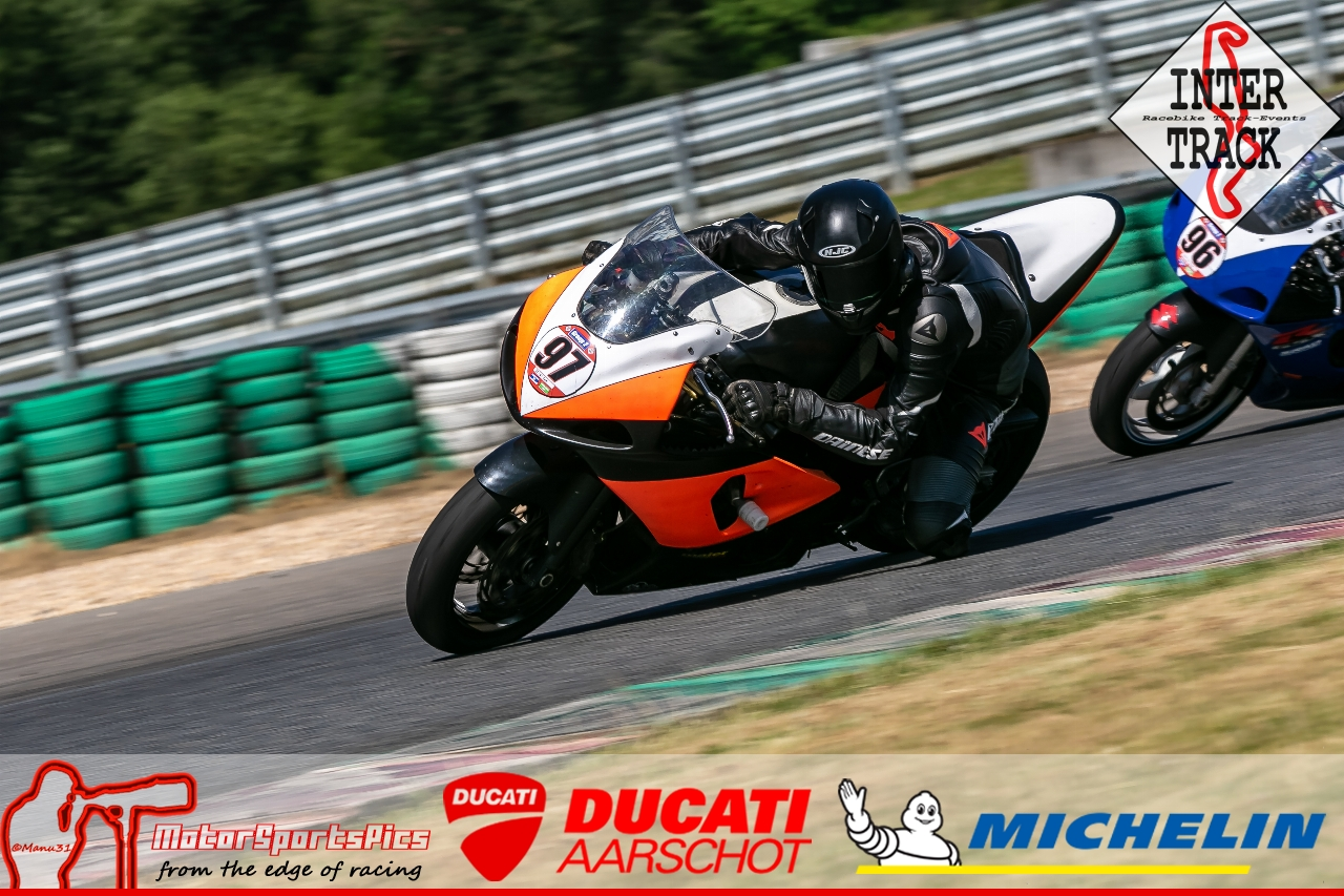 28-06-19 Inter-Track at Mettet Ducati Aarschot day Group 2 Blue #108
