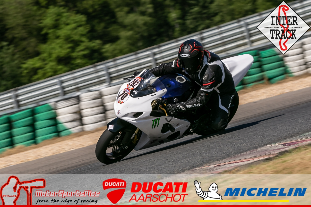 28-06-19 Inter-Track at Mettet Ducati Aarschot day Group 2 Blue #110