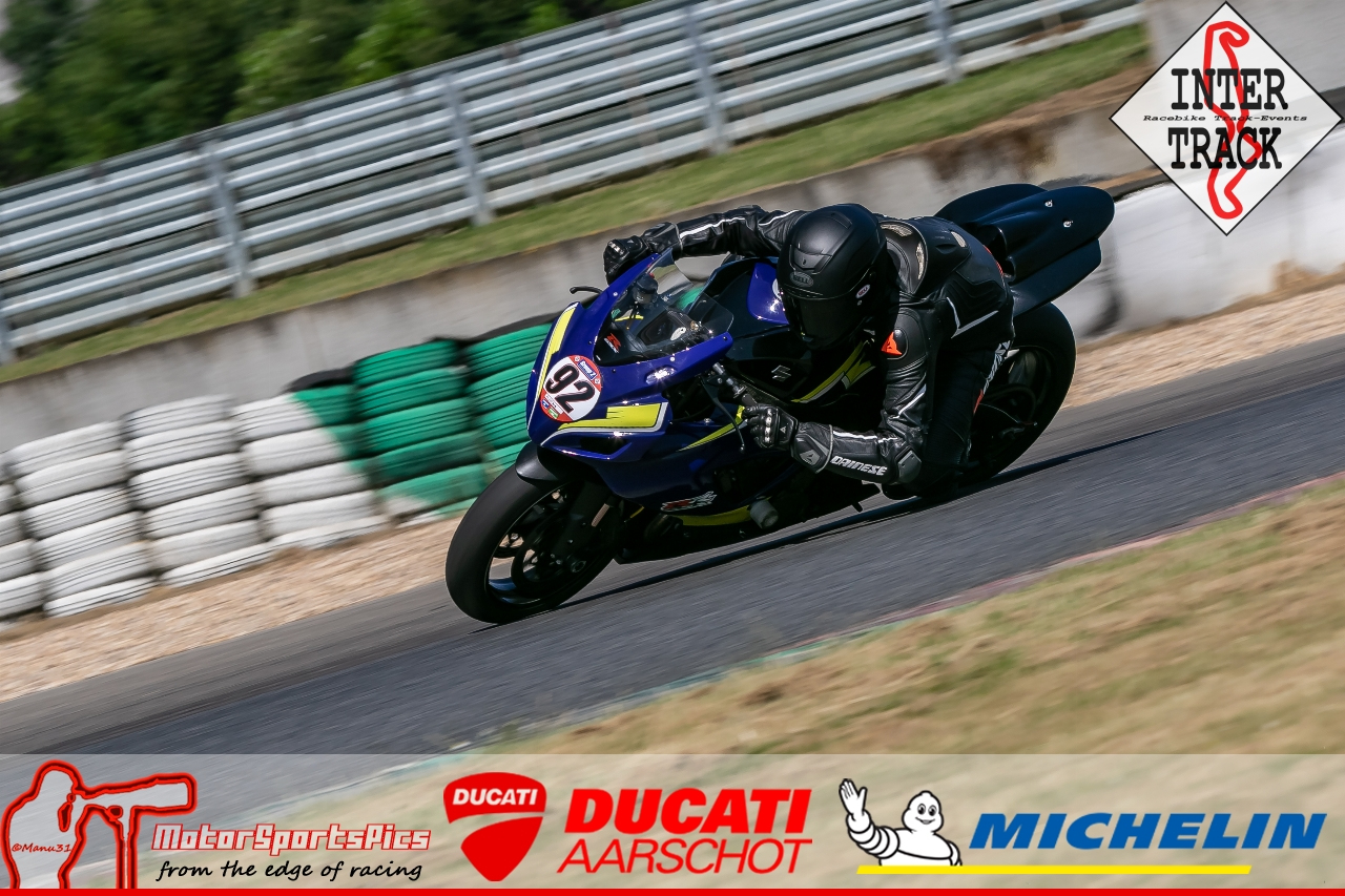 28-06-19 Inter-Track at Mettet Ducati Aarschot day Group 2 Blue #115