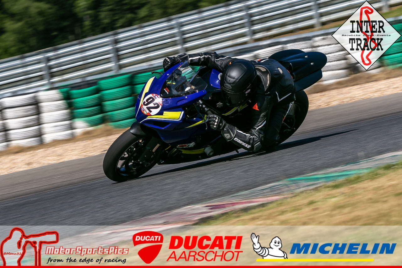 28-06-19 Inter-Track at Mettet Ducati Aarschot day Group 2 Blue #116